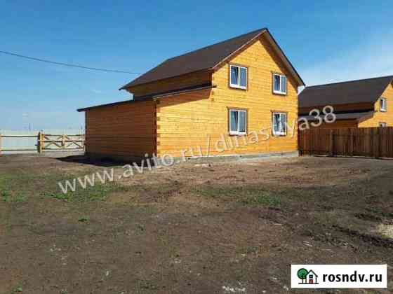 Дом 150 м² на участке 8 сот. Хомутово