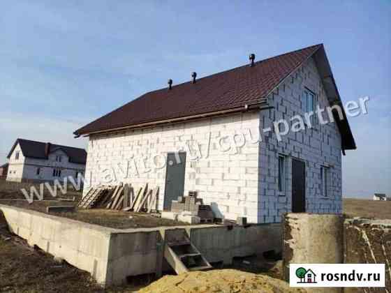 Дом 61.3 м² на участке 15.8 сот. Строитель