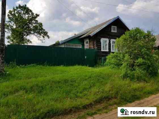 Дом 60 м² на участке 13 сот. Максатиха