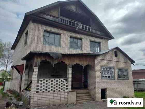 Дом 164 м² на участке 27 сот. Великий Новгород
