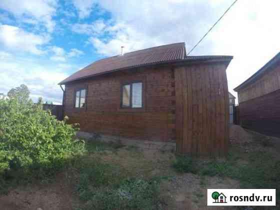 Дом 56 м² на участке 6 сот. Улан-Удэ