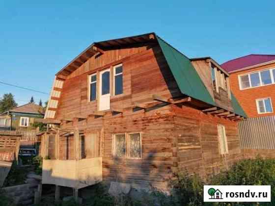 Дом 58 м² на участке 12 сот. Красноярск