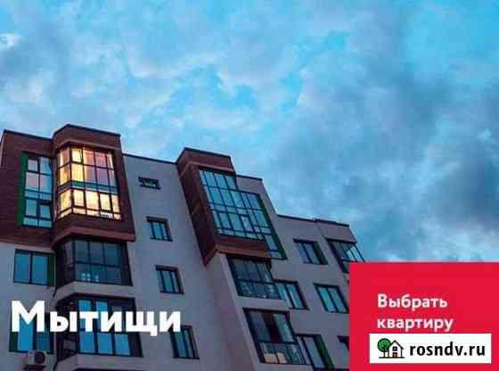 1-комнатная квартира, 23.4 м², 2/6 эт. Пироговский
