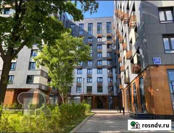 1-комнатная квартира, 39 м², 2/10 эт. Москва