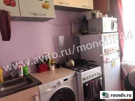 2-комнатная квартира, 50.2 м², 1/5 эт. Кострома