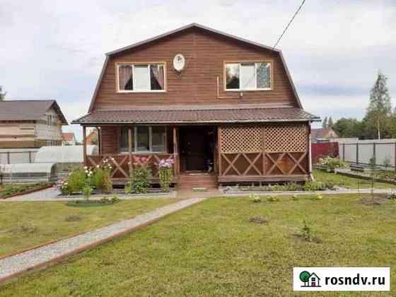 Дом 150 м² на участке 10 сот. Красный Бор