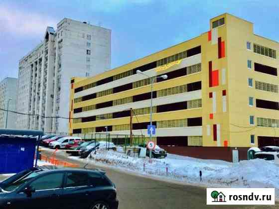Машиноместо 13 м² Москва