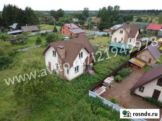 Дом 147 м² на участке 9 сот. Новопетровское