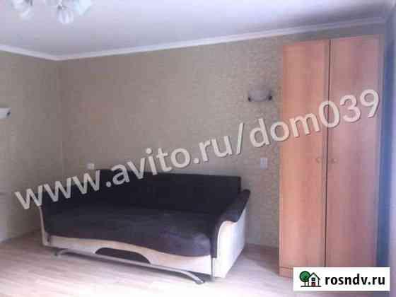 1-комнатная квартира, 38 м², 1/5 эт. Калининград