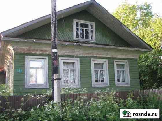 Дом 69 м² на участке 17 сот. Шенкурск