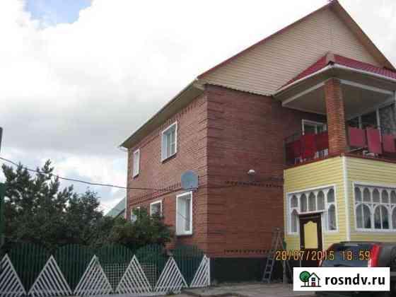Коттедж 210 м² на участке 12 сот. Татарск