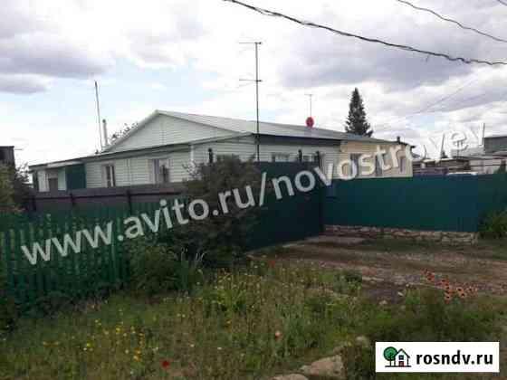 Дом 86.4 м² на участке 9.1 сот. Курманаевка