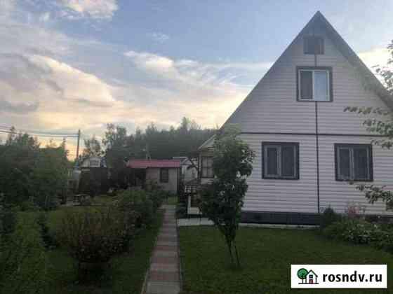Дом 100 м² на участке 10 сот. Воскресенск