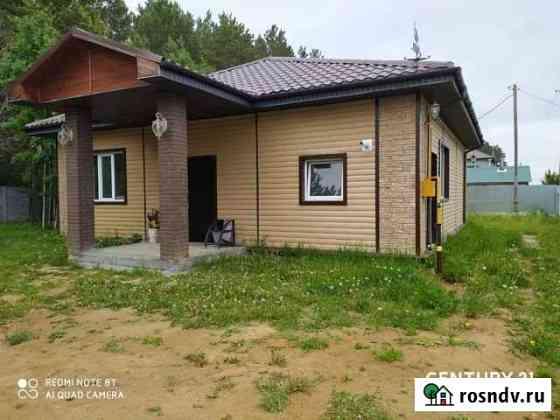 Дом 99.6 м² на участке 9 сот. Бобровский