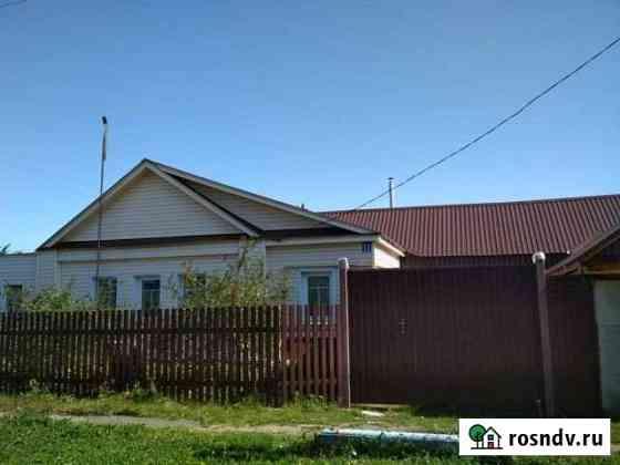 Дом 58 м² на участке 9 сот. Урмары
