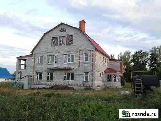 Коттедж 400 м² на участке 45 сот. Задонск