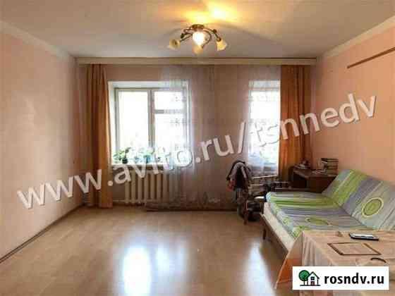2-комнатная квартира, 56 м², 1/4 эт. Лесной