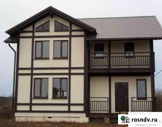 Дом 170 м² на участке 15 сот. Нижний Новгород