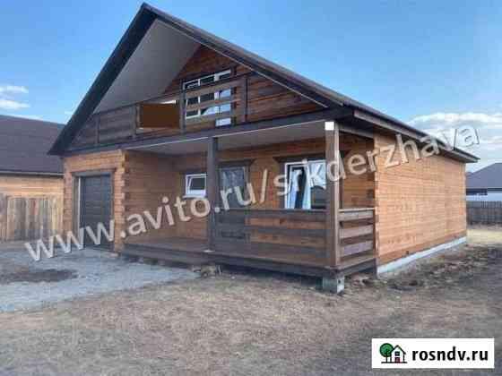 Дом 120 м² на участке 7 сот. Хомутово