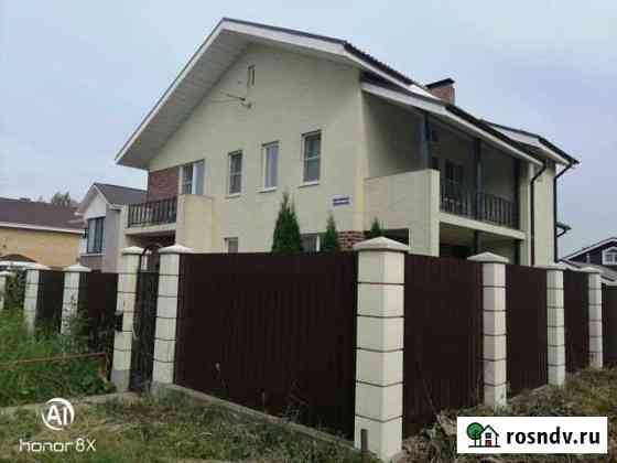 Коттедж 319.2 м² на участке 8 сот. Нижний Новгород