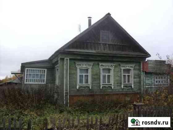Дом 80 м² на участке 14 сот. Судиславль