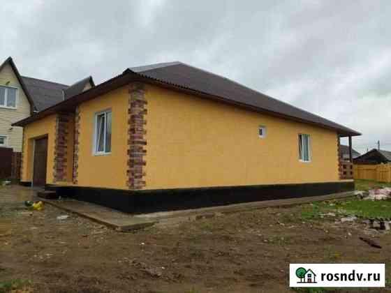 Дом 150 м² на участке 10 сот. Хомутово