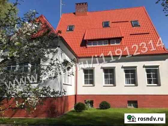 Дом 325 м² на участке 9 сот. Калининград
