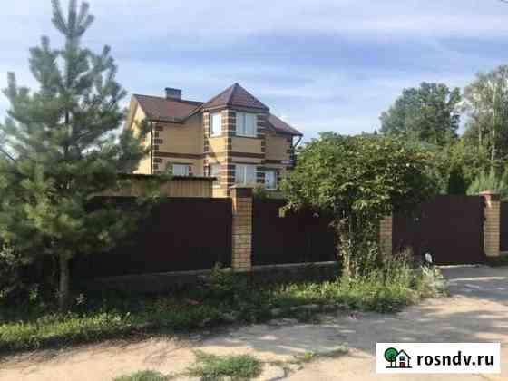 Дом 250 м² на участке 10 сот. Поварово