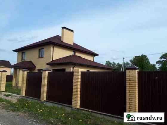 Дом 167.7 м² на участке 10 сот. Домодедово