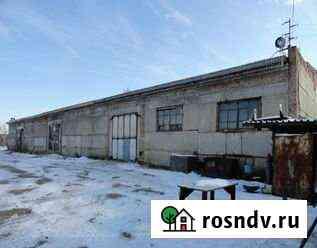 Рмм и гараж, 1150 кв.м. Енисейск