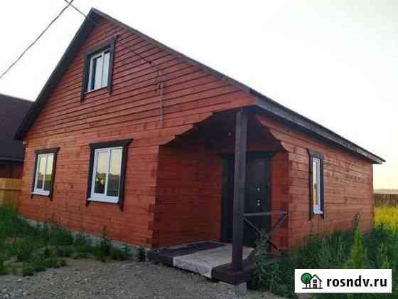 Дом 80 м² на участке 8 сот. Хомутово