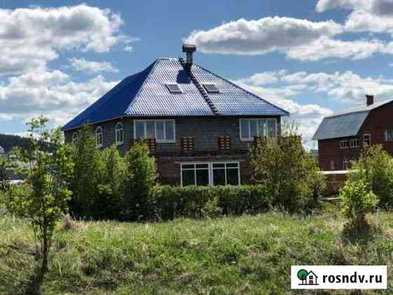 Коттедж 250 м² на участке 29 сот. Черноисточинск