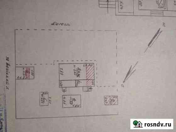 2-комнатная квартира, 39 м², 1/1 эт. Саки