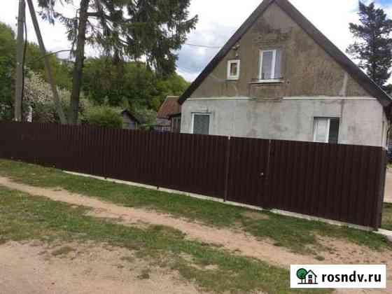 Дом 127 м² на участке 8 сот. Советск