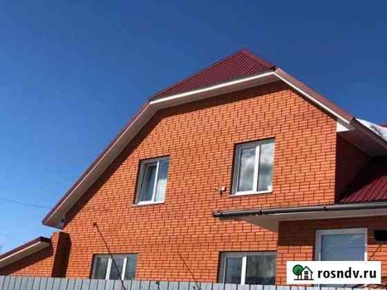 Коттедж 246 м² на участке 8 сот. Барнаул