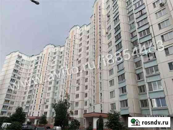 2-комнатная квартира, 52.6 м², 11/15 эт. Москва