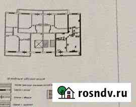 2-комнатная квартира, 54 м², 6/10 эт. Осиново