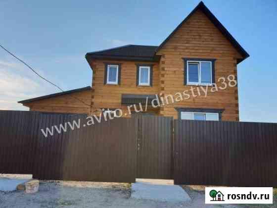 Дом 160 м² на участке 9 сот. Хомутово