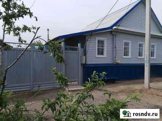 Дом 60 м² на участке 8 сот. Капустин Яр
