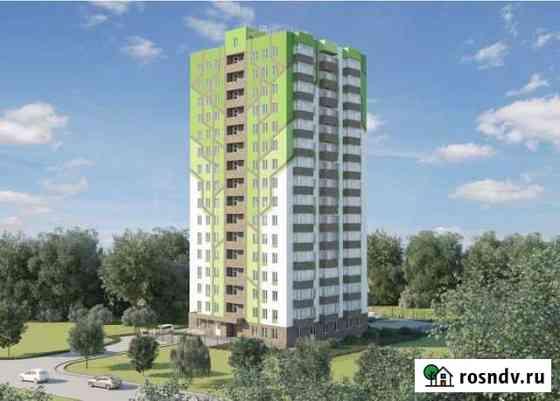 3-комнатная квартира, 66.6 м², 10/16 эт. Пермь
