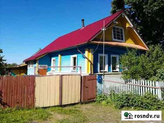 Дом 65 м² на участке 12 сот. Сясьстрой