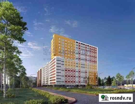1-комнатная квартира, 38.3 м², 4/10 эт. Нижний Новгород
