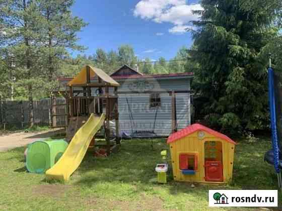 Дом 150 м² на участке 12 сот. Зеленогорск