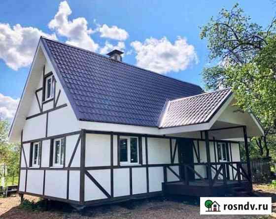 Дом 120 м² на участке 5 сот. Нижний Новгород