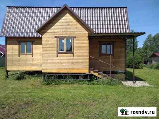 Дом 90.1 м² на участке 12 сот. Белоозёрский
