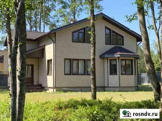 Коттедж 200 м² на участке 12 сот. Зеленогорск