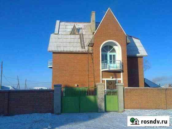 Дом 234 м² на участке 20 сот. Забайкальск