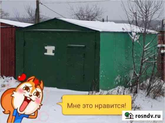 Гараж 20 м² Соликамск