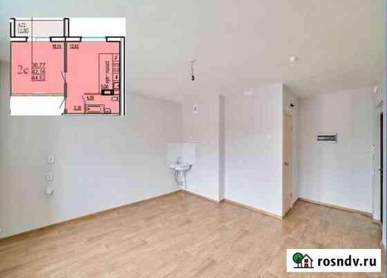 1-комнатная квартира, 44.5 м², 5/10 эт. Челябинск