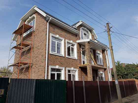 Дом 200 м² на участке 4 сот. Краснодар